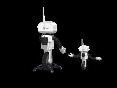 BriXtar-figuren MOTORISERAD #3